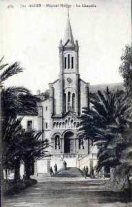 Hôpital Maillot- La chapelle- Alger