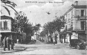 Boufarik-Rue Duquesne