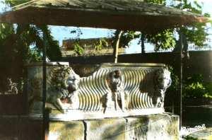 Tipaza- Sarcophage du Bon Pasteur