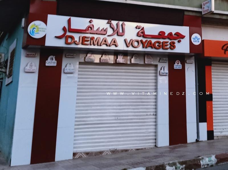 Agence de Voyage Djemaa - Tlemcen