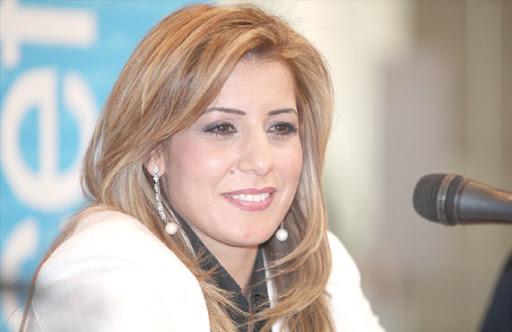 Salima Souakri, nommée secrétaire d'Etat chargée du sport d'élite
