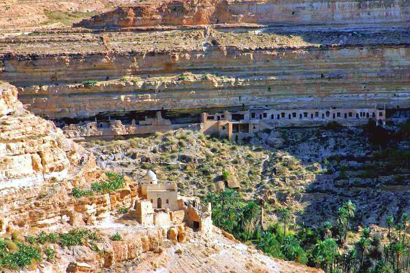 Les Balcons du Ghoufi.
