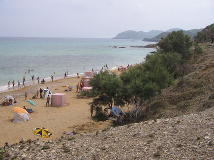 Plage Sables d'or (Annaba)