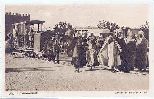 La gare- Biskra