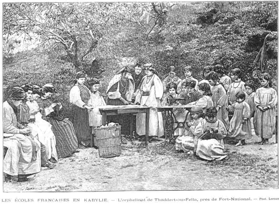 L'orphelinat de Thadert-ou-Fella