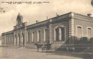 Palais de justice- Sidi Bel Abbès