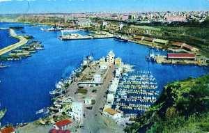 Oran- Le port