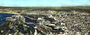 Vue générale d'Oran