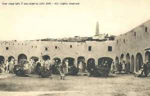 Ghardaia- Ancienne photo