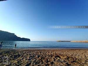 La plage de Sidna Youchaa ou ce qu'il en reste !