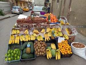 Vendeur de Fruits, surtout exotiques à Tlemcen