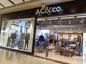 AC&Co habillement Hommes (Centre commercial Es Senia) Oran