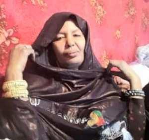 Décès de la militante, poète et une des chefs Touareg, Keddi Oualt Dayess