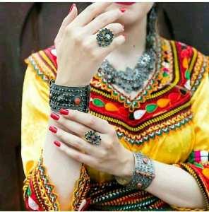 Les bijoux kabyle