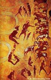 رسومات كهوف جابارن و تاماريت في إليزي 18