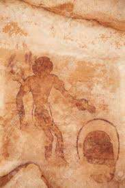 رسومات كهوف جابارن و تاماريت في إليزي 23