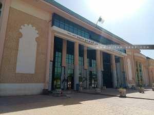 Gare routière Abou Tachefine Tlemcen