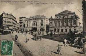 Constantine- La place Nemours