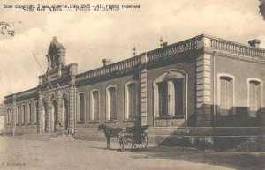 Sidi Belabbes- Palais de justice