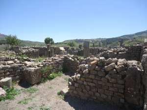 Sétif- Djemila- Ruines romaines