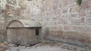 La fontaine « Aïn Lebled » du vieux Mila