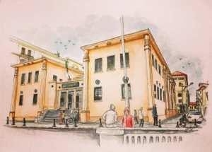 Musée Cirta de Constantine #Algérie !