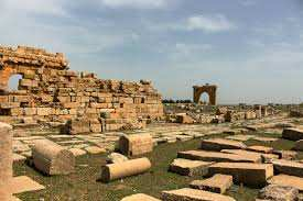 Batna-site archéologique Diana Veteranorum