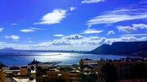 Oran- Vue sur Mersa El Kebir