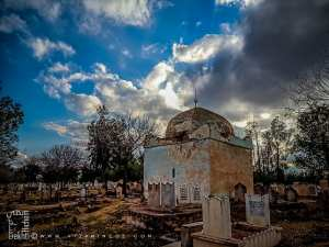 Marabout Sidi Toumi, au cimetière de Ouled Mimoun