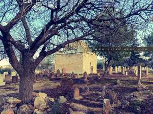 Cimetière Sidi Toumi à Ouled Mimoun (Tlemcen)