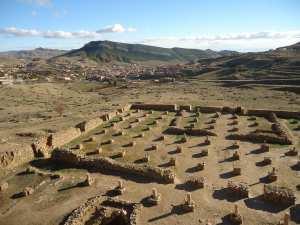 M'sila- Ruines à M'sila
