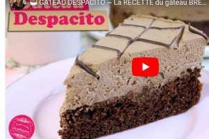 Le gâteau brésilien au chocolat