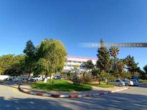 Hôtel de la Station Thermale Hammam Boughrara