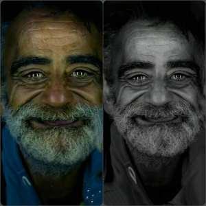 شيخ مريض عقليا يتجول في شوارع وهران