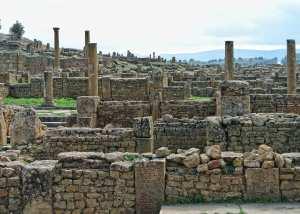 Batna- Timgad- Les ruines