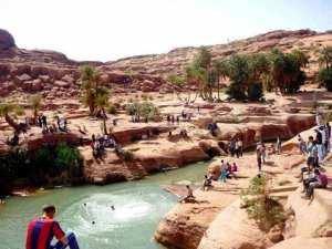 أشهر 5 حمامات معدنية في الجزائر