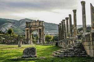 المدينة الأثرية جميلة بسطيف