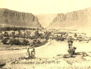Algérie-El-Kantara