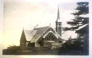 Chréa l'église -Notre-Dame-des-Cèdres