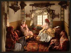 Alger- Femmes maures distinguées