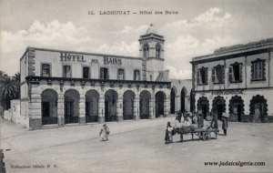 Laghouat- hôtel des bains