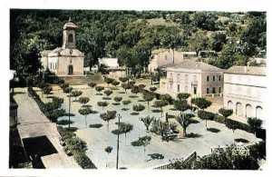 Dellys - place de l'église