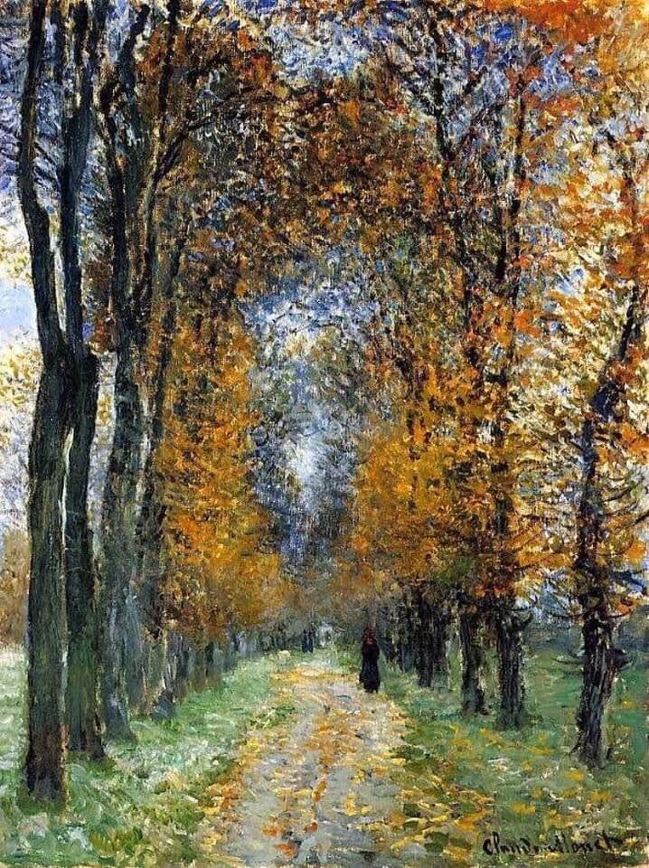 « L'Avenue (1878) »