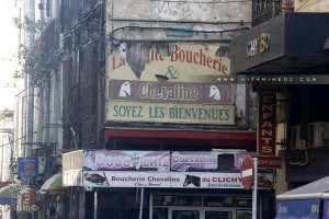 Boucherie chevaline à Oran