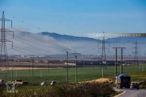 La commune de Tafraoui subissant la pollution des usines