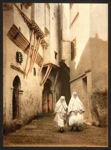 Alger- Rue de la Mer Rouge
