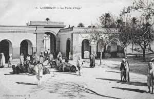 Laghouat- La porte d'Alger