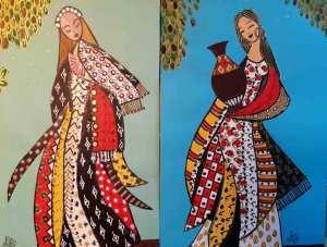 L'art féminin de Daiffa