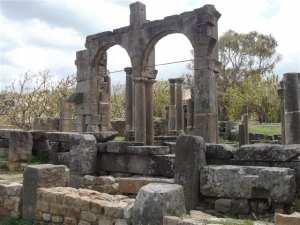 Site archéologique de Tigzirt