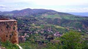 Miliana- Les remparts et les faubourgs